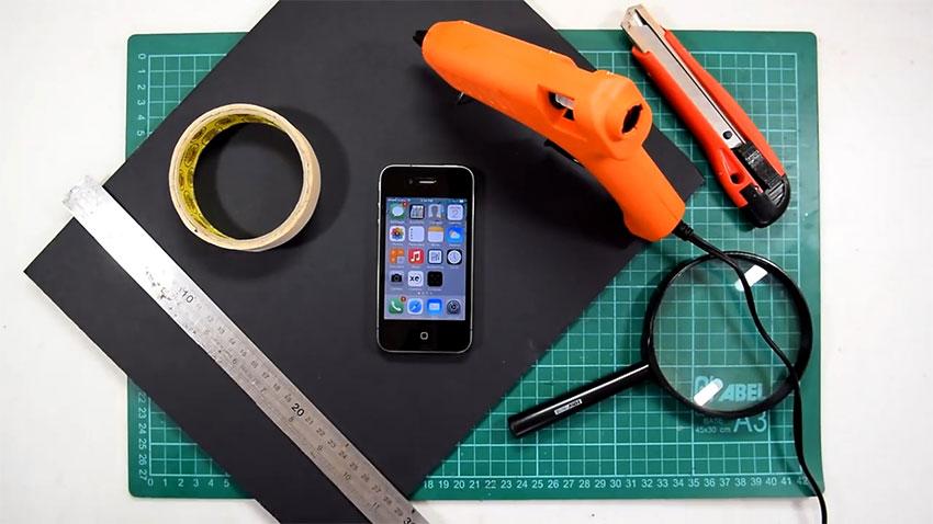 تبدیل گوشی هوشمند به پروژکتور (تصویر 1)