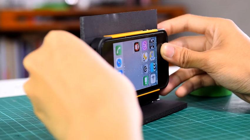 تبدیل گوشی هوشمند به پروژکتور (تصویر 25)