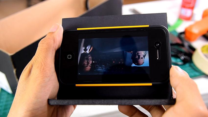 تبدیل گوشی هوشمند به پروژکتور (تصویر 28)