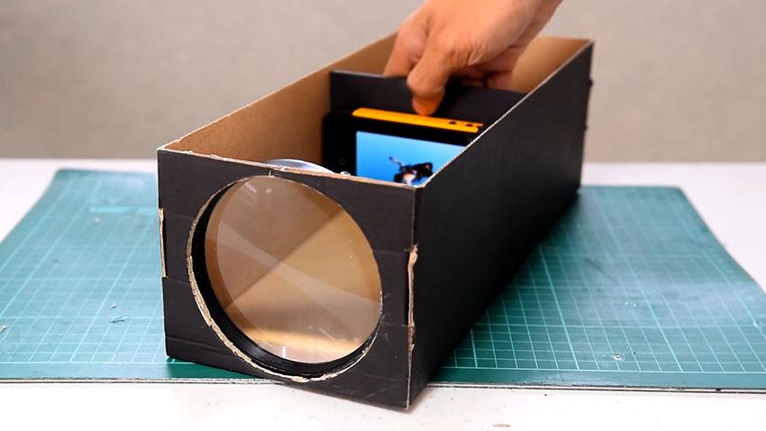 تبدیل گوشی هوشمند به پروژکتور (تصویر 29)