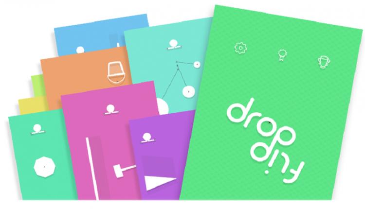 بازی دراپ فلیپ (Drop Flip) برنامه رایگان این هفته اپ استور ها