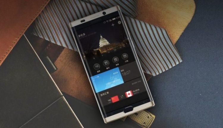 گوشی گران قیمت جیونی M2017 با باتری 7000mAh امروز در چین معرفی شد