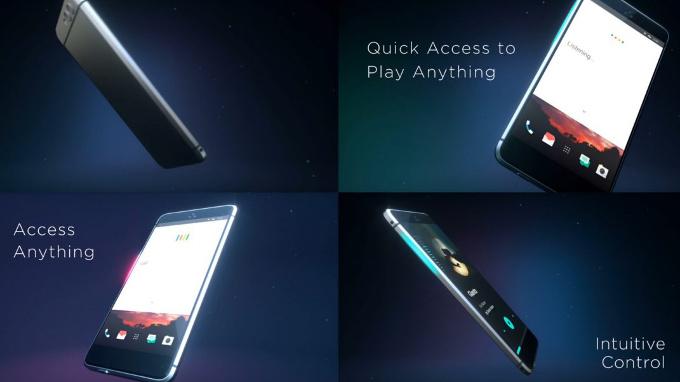ویدئوی درز کرده از HTC Ocean