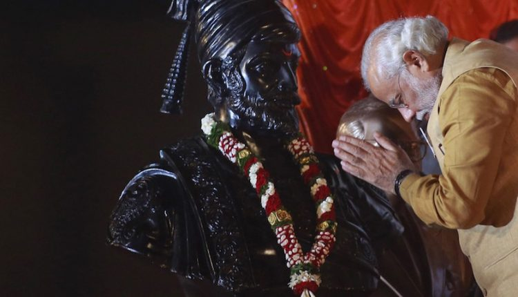 هند برای ساخت بلندترین مجسمههای دنیا ۱ میلیارد دلار خرج میکند!