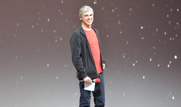 دیجی قلم؛ زندگینامه لری پیج، پدر موتور جستجوی گوگل