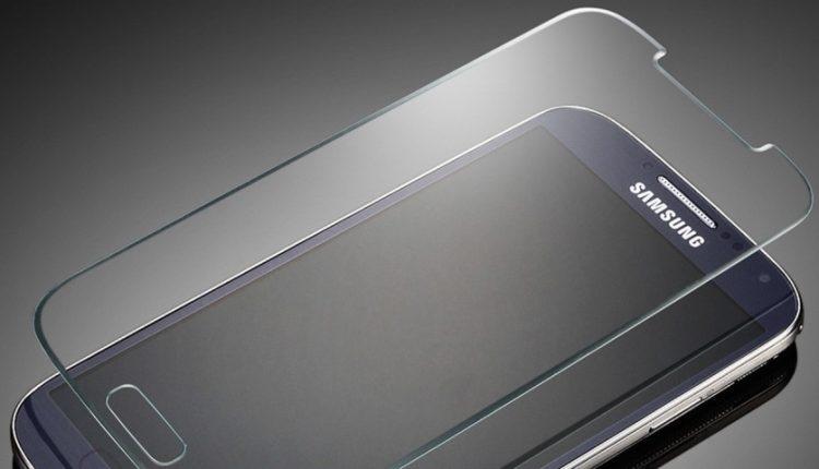 نحوه نصب محافظ صفحه گوشی