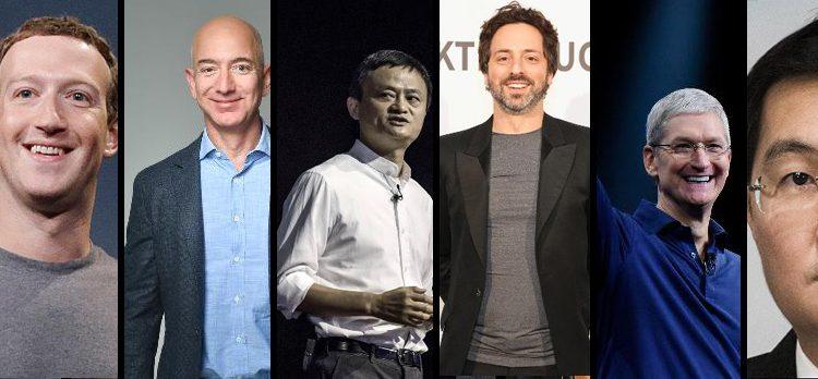 با ده فرد قدرتمند دنیای تکنولوژی در سال 2016 آشنا شوید