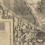 نقشه 509 سالهای که برای اولین بار از کلمه ی آمریکا در آن استفاده شده است
