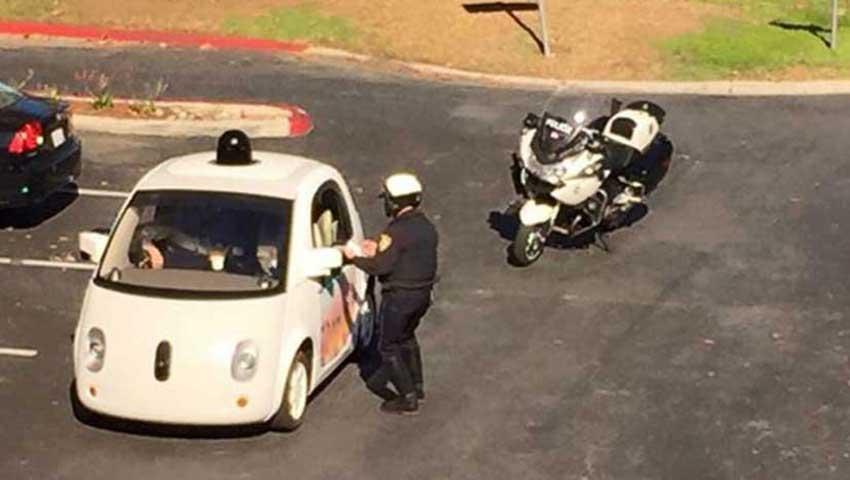 اگر یک اتومبیل خودران عابری را بکشد چه کسی مقصر است؟