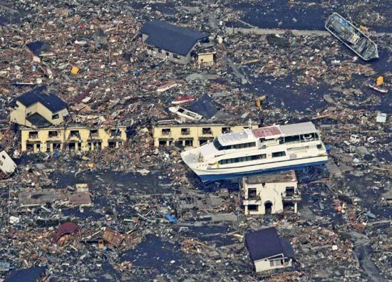 زمین لرزه 2011 ژاپن