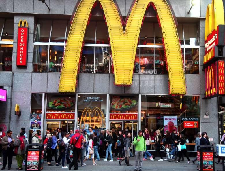 دیجی فکت؛ 10 حقیقت جالب در مورد مک دونالدز