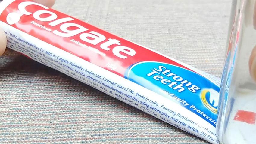 ترفندهای جالب خمیر دندان (تصویر 7)