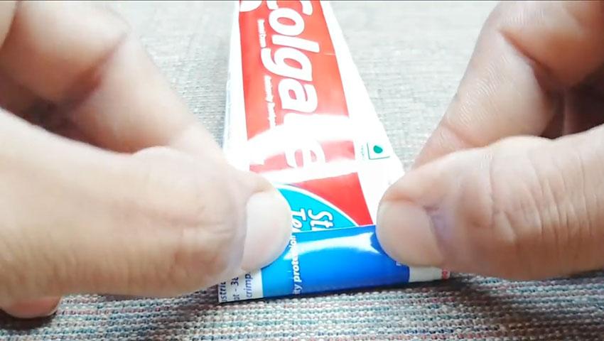ترفندهای جالب خمیر دندان (تصویر 9)