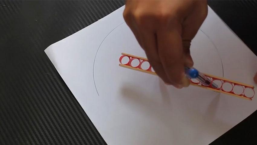 ساخت یک پرگار خلاقانه (تصویر 13)