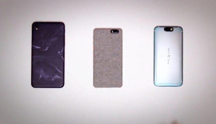 آیا اچ تی سی از گوشی جدید وایو رونمایی خواهد کرد؟