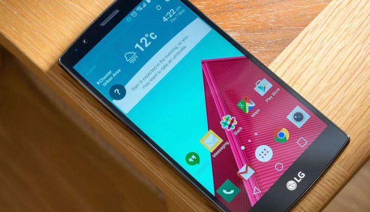ال جی گوشی هوشمند جی 6 را هشتم اسفند ماه رونمایی خواهد کرد