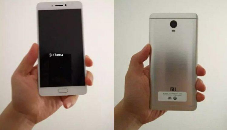 تصاویر واقعی جدیدی از یک گوشی هوشمند شیائومی به بیرون درز کرد