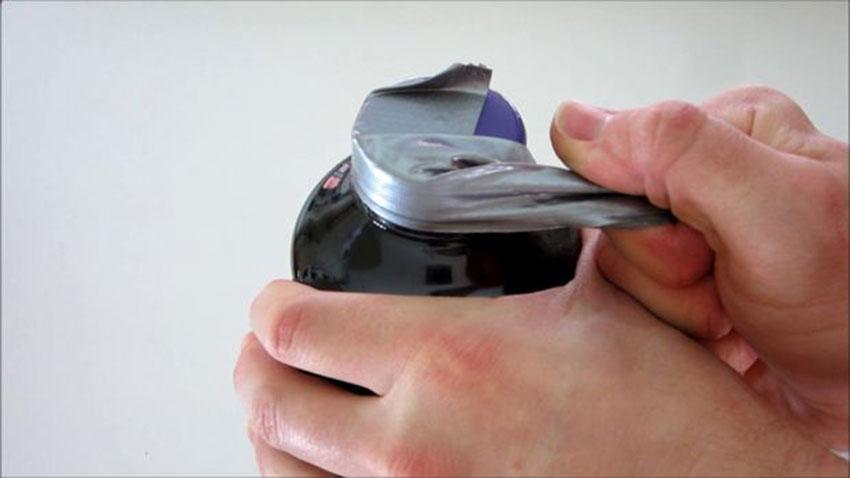باز کردن درب سفت ظروف شیشهای (تصویر 5)