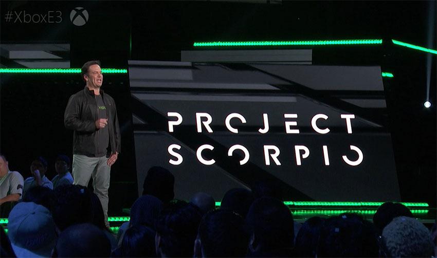 پروژه اسکورپیو E3 2017