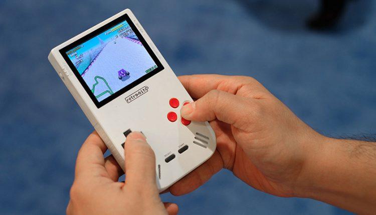 کنسول بازی Super Retro Boy
