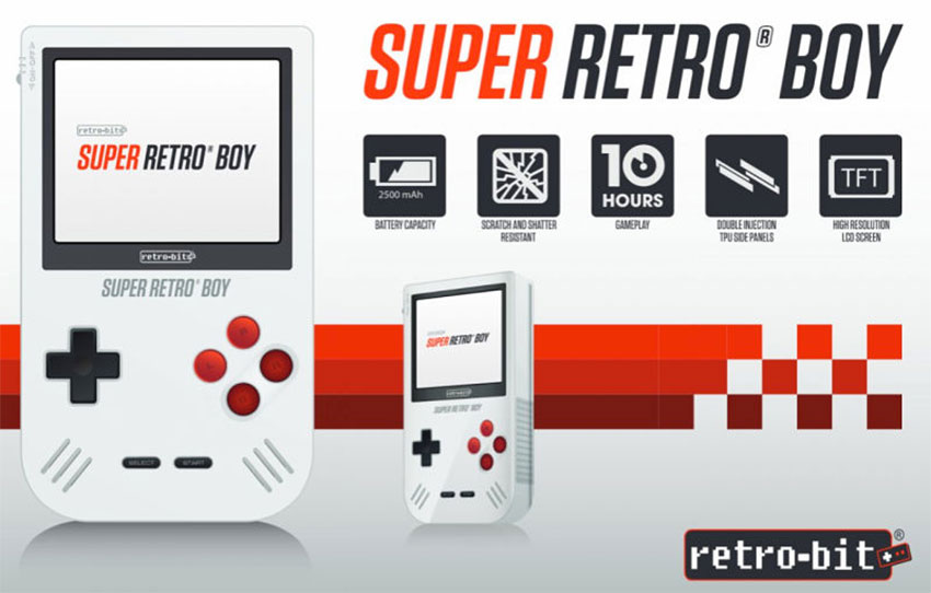 کنسول Super Retro Boy