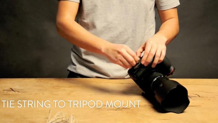 حفظ تعادل دوربین عکاسی (تصویر 2)