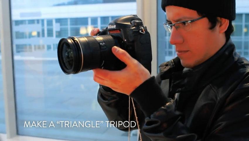 حفظ تعادل دوربین عکاسی (تصویر 6)