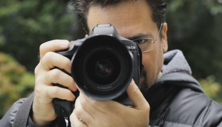 حفظ تعادل دوربین عکاسی با روشی خلاقانه