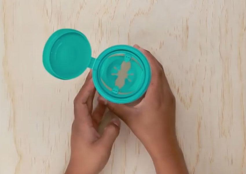 روشی جالب برای سر و سامان دادن به کیسههای پلاستیکی (تصویر 3)