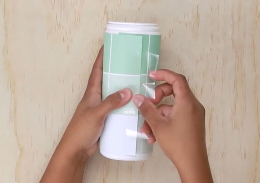روشی جالب برای سر و سامان دادن به کیسههای پلاستیکی (تصویر 6)