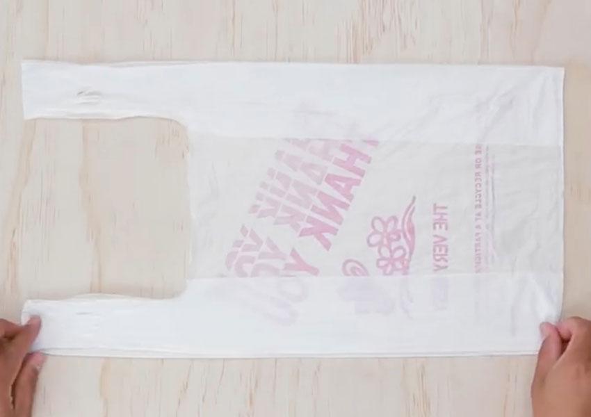 روشی جالب برای سر و سامان دادن به کیسههای پلاستیکی (تصویر 9)