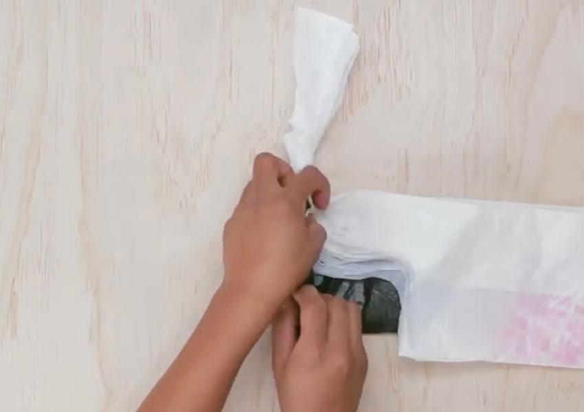 روشی جالب برای سر و سامان دادن به کیسههای پلاستیکی (تصویر 17)