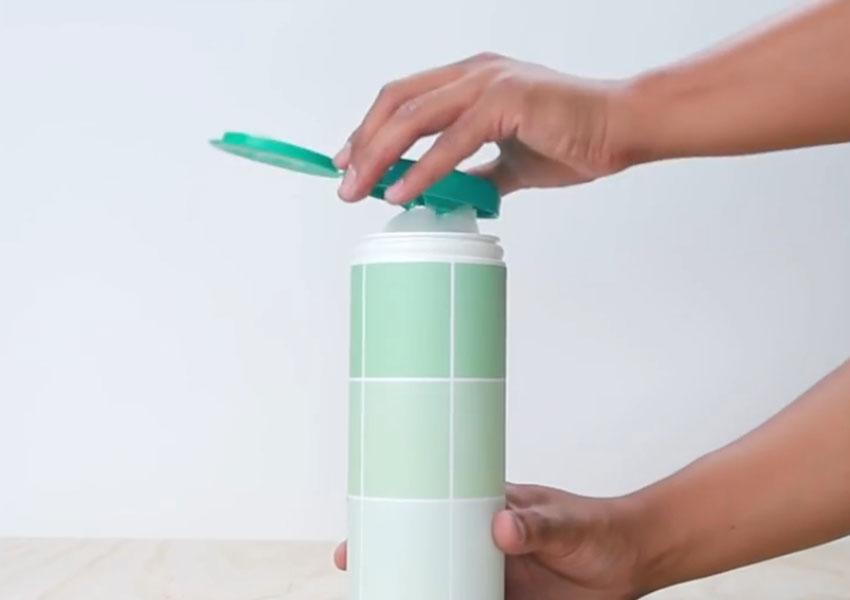 روشی جالب برای سر و سامان دادن به کیسههای پلاستیکی (تصویر 24)