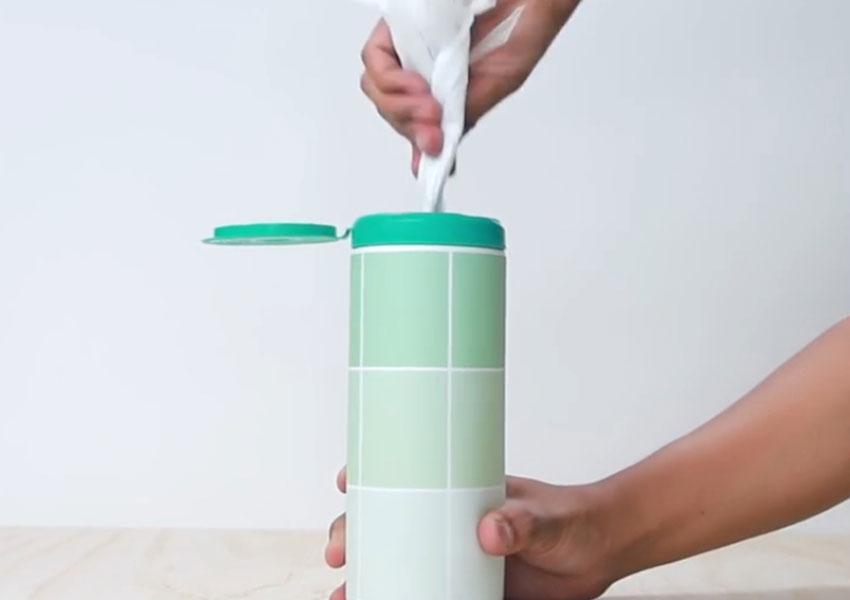 روشی جالب برای سر و سامان دادن به کیسههای پلاستیکی (تصویر 26)