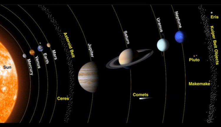 دیجی فکت؛ 10 حقیقت خواندنی در مورد منظومه شمسی