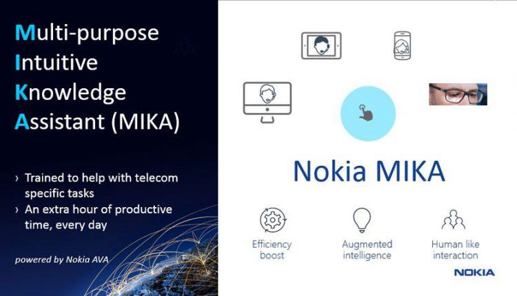 نوکیا میکا معرفی شد؛ دستیار صوتی مخصوص فنلاندنوکیا میکایها برای اپراتورهای ارتباطی