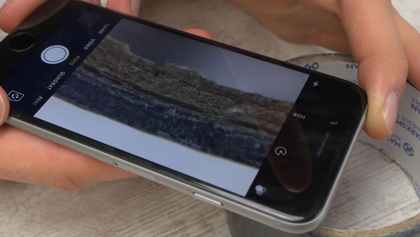 ترفندی ساده برای ایجاد بزرگنمایی بیشتر در دوربین گوشی (تصویر 7)