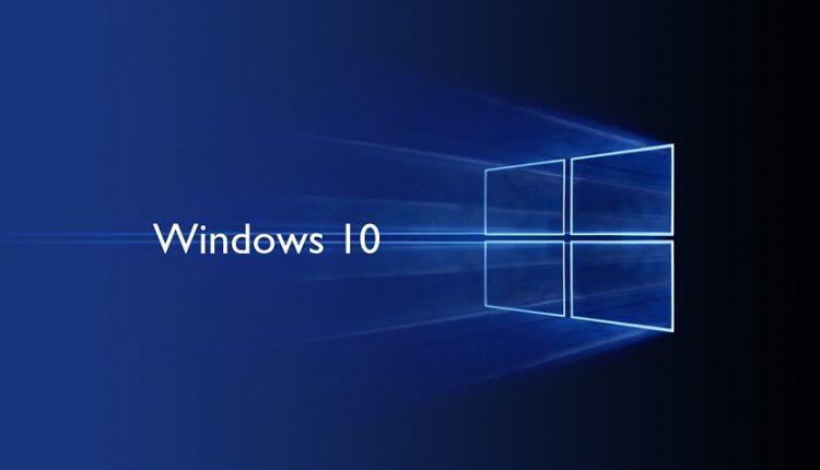 محیط کاربری سیستمعامل ویندوز 10 Cloud