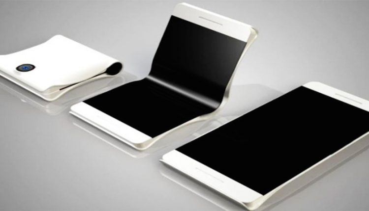 سامسونگ اولین گوشیهای هوشمند تاشوی بازار را در فصل آخر سال 2017 رروانه بازار میکند!