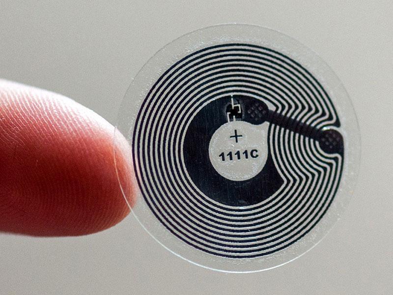 برچسبهای NFC