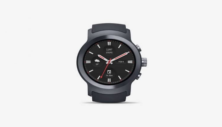 بند ساعت هوشمند ال جی واچ اسپرت را نمیتوان تعویض کرد!