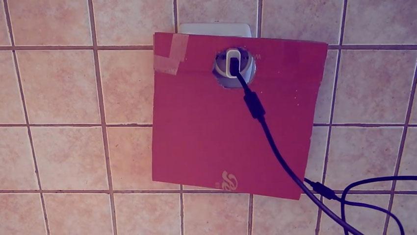 نگهدارنده ساده گوشی برای اتصال به شارژر (تصویر 14)