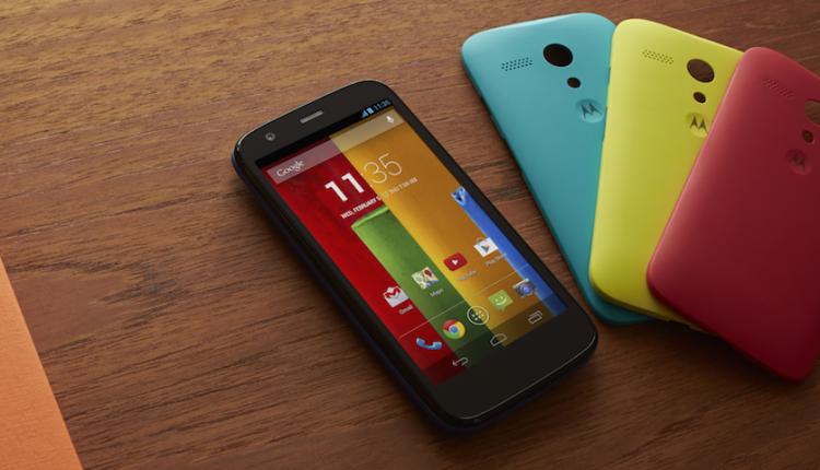 تصویر جدیدی از گوشی هوشمند موتورلا موتو جی 5 پلاس به بیرون درز کرد