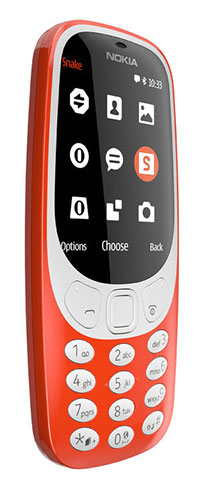 نوکیا 3310 قرمز رنگ
