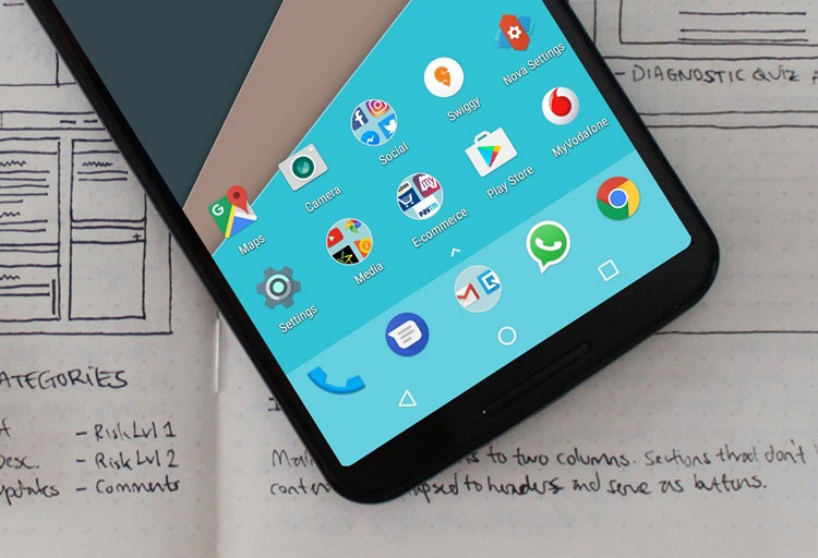 گرد کردن گوشههای صفحه نمایش گوشیهای اندرویدی