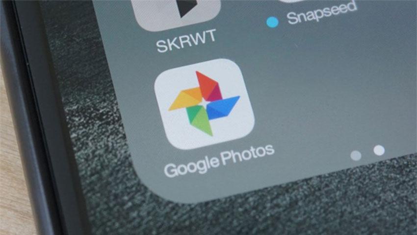 اپلیکیشن Google photos