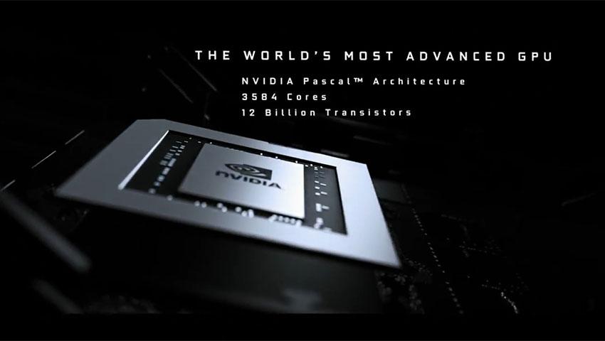 پردازنده گرافیکی انویدیا