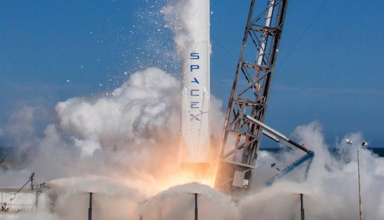 به زودی اولین موشک قابل بازیافت اسپیس اکس به فضا پرتاپ میشود!