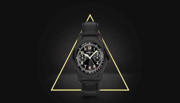 ساعت هوشمند لوکس مونبلانک با قیمت پایه 890 دلار وارد بازار میشود