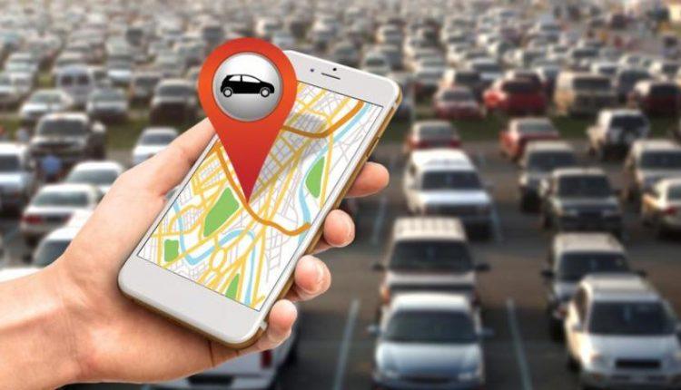 نحوه پیدا کردن محل خودرو با استفاده از تلفن همراه